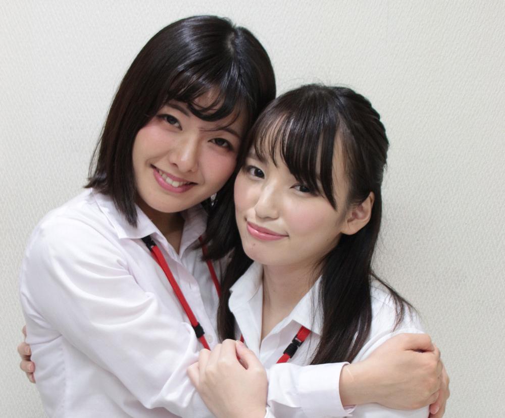 SOD専属女優の仲良し新人二人組・小泉ひなたちゃん&野々原 ...